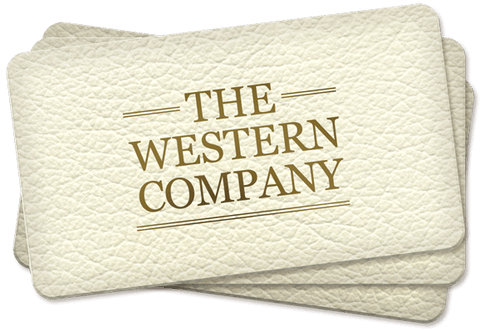 The Western Company Gift Card