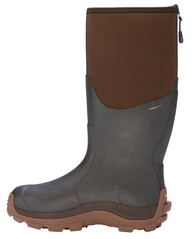 Dryshod Haymaker Hi Mens Foam Brown/Peanut Farm Boots
