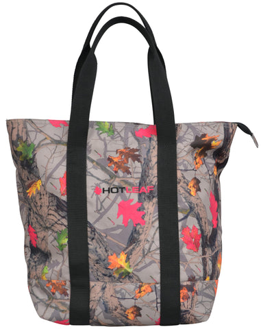 Angel Ranch Hotleaf Camo Canvas Tote Large