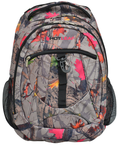 Angel Ranch Hotleaf Camo Canvas Backpack Organizer