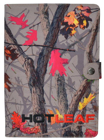 Angel Ranch Hotleaf Camo Canvas Tablet Cover iPad Air 2