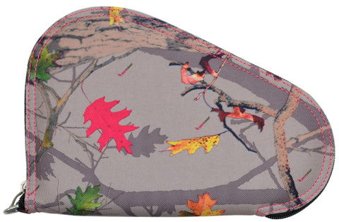 Angel Ranch Hotleaf Camo Canvas Pistol Case Small
