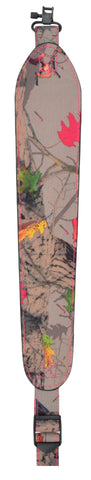 Angel Ranch Hotleaf Camo Canvas Gun Sling Padded