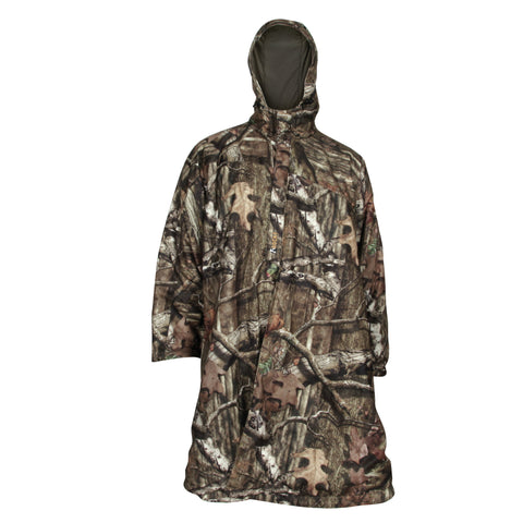 Rocky Mens Realtree Xtra SilentHunter Suede WP Insulated Stealth Cloak