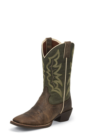 Justin Boots Tagged Quot Toe Type Square Toe Quot The Western