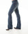 Cowgirl Tuff Womens Blue Cotton Blend Jeans Crystal Tried & True II