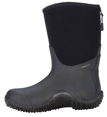 Dryshod Legend Mid Womens Foam Black/Neon Work Boots