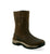 Old West Brown Mens Leather 9in Casual Cowboy Boots