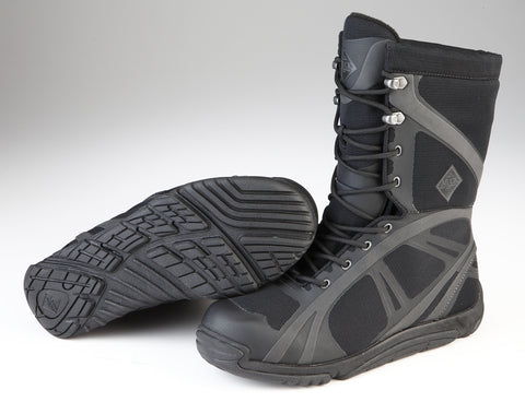 Muck Pursuit Shadow Mid Outdoor Sporting Mens Black Boots Hiking