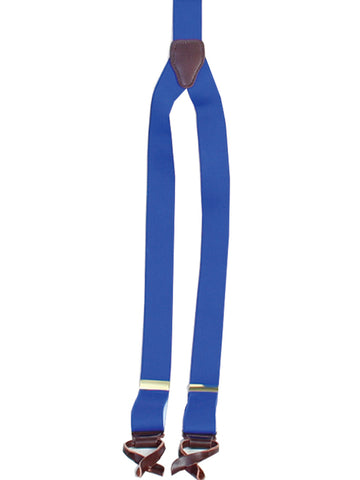 Scully Rangewear Royal Poly-Elastic Adjustable Y-Back Suspenders