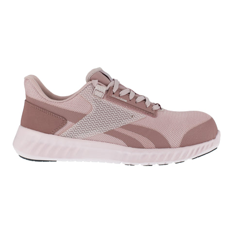 Reebok Womens Rose Gold Mesh Oxfords Sublite Legend Work CT