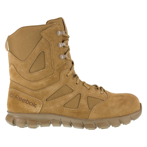 Reebok Mens Coyote Leather Military Boots Sublite Tactical CT