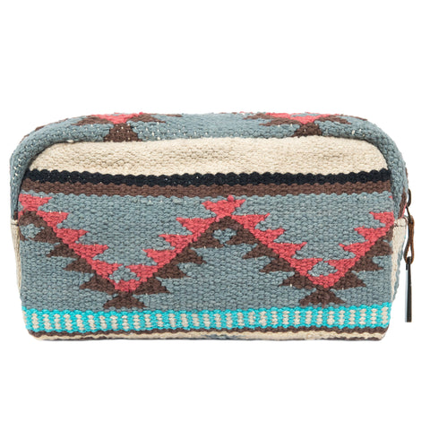 STS Ranchwear Ladies Bebe Fabric Cosmetic Bag Sedona 8.5x6x2.25