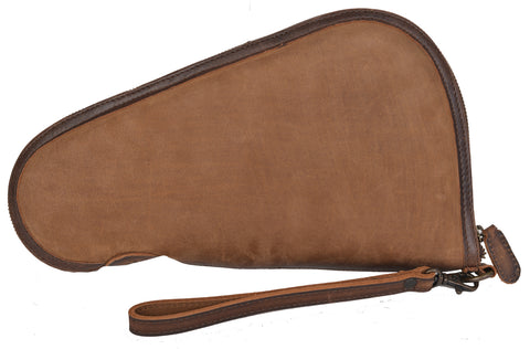 STS Ranchwear Pistol Case Ladies Leather Cowhide