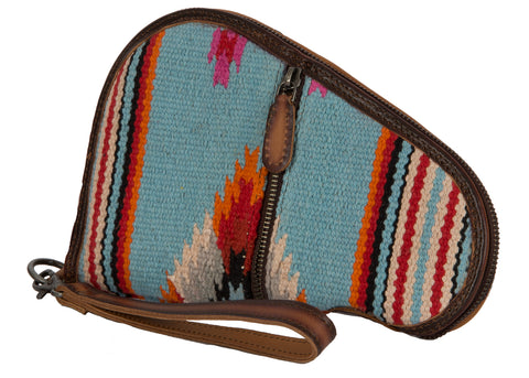 STS Ranchwear Pistol Case Ladies Fabric Saltillo Serape