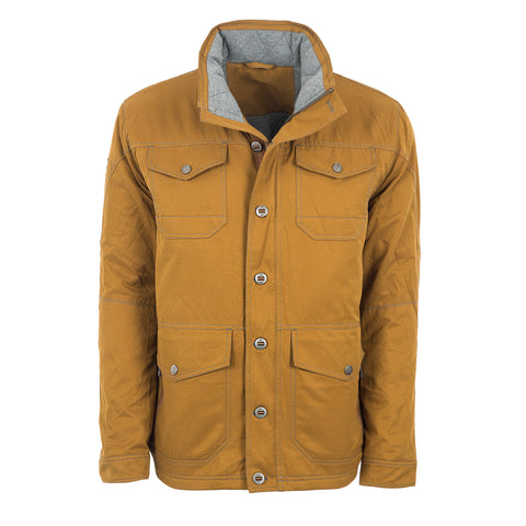 STS Ranchwear Mens Ryder Cotton Blend Dark Khaki