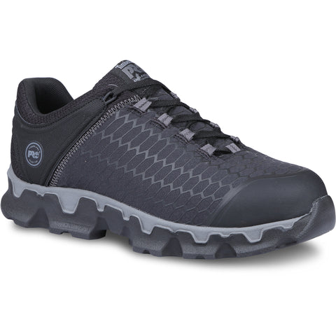 Timberland Pro Powertrain AT SD Mens Black Ripstop Work Shoes