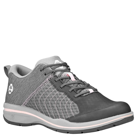 Timberland Pro Healthcare Sport Womens Grey Mesh Work Shoes