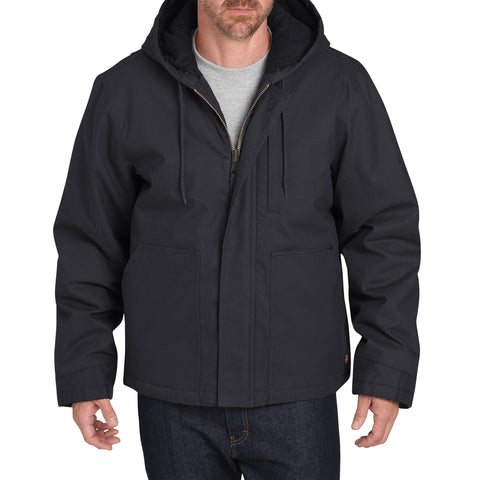 Dickies Mens Black Flex Sanded Duck Mobility Jacket