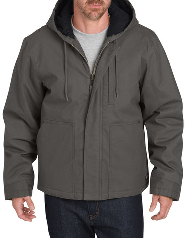 Dickies Mens Slate Flex Sanded Duck Mobility Jacket