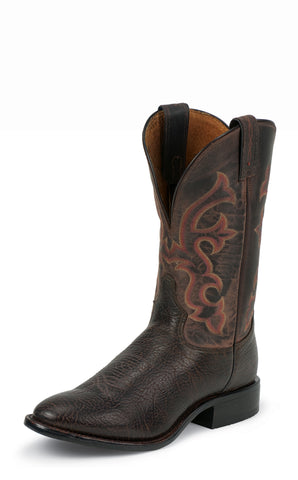 Tony Lama Mens Java Conquistador Shoulder Leather 11in Western Boots