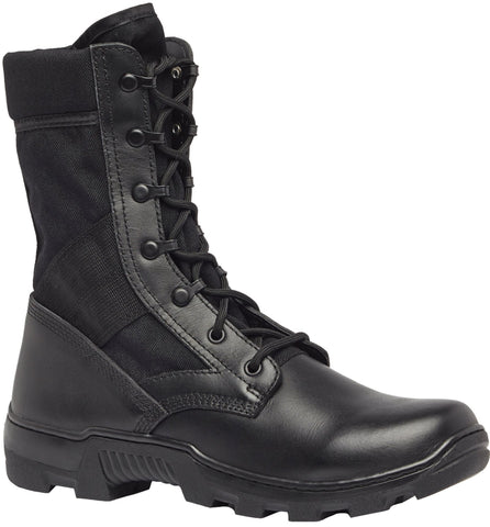 Belleville Tactical Research LTWT Hot Jungle Boots TR900 Black Leather 8.5W