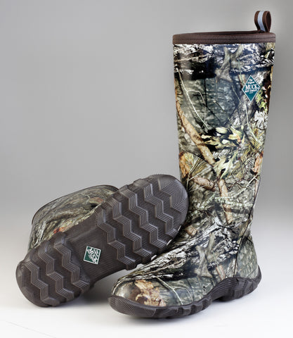Muck Woody Blaze Cool Mens Woody Rubber Snake Hunting Boots