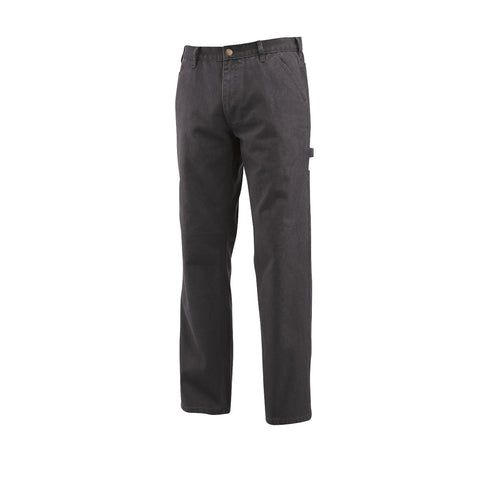 Wolverine Mens Charcoal 100% Cotton Hammer Loop Pants