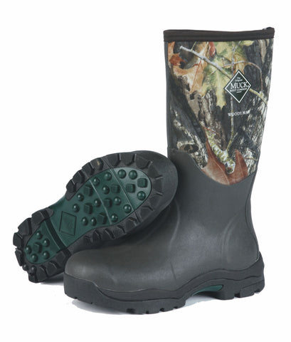 Muck Woody Max Womens MOBU Foam Cold Conditions Hunting Boots Waterproof