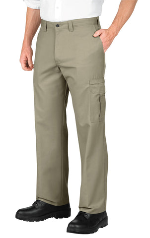 Dickies Mens Desert Sand Industrial Relaxed Fit Cargo Pant