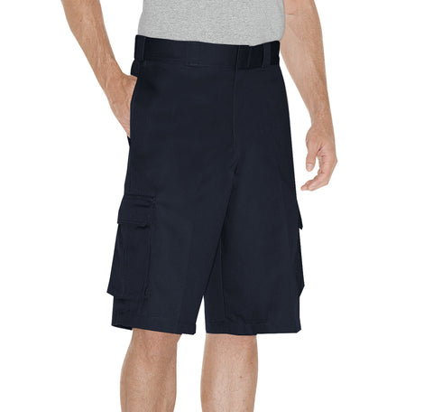 Dickies Mens Dark Navy 13In Loose Fit Cargo Short