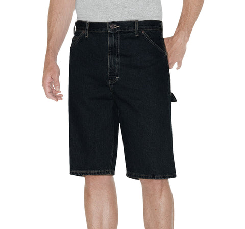 Dickies Mens Tinted Heritage Khaki 11In Relaxed Fit Carpenter Shorts