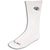 Dan Post Socks Mens White All Around Crew Cotton Blend 4 Pairs