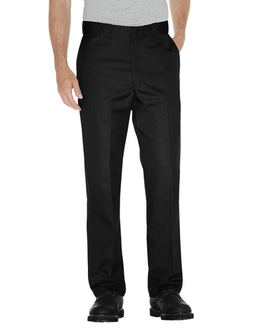Dickies Mens Black Multi-Use Pocket Work Pants