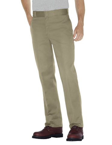 Dickies Mens Khaki Original 874 Work Pant