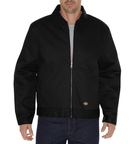 Dickies Mens Black Insulated Eisenhower Jacket