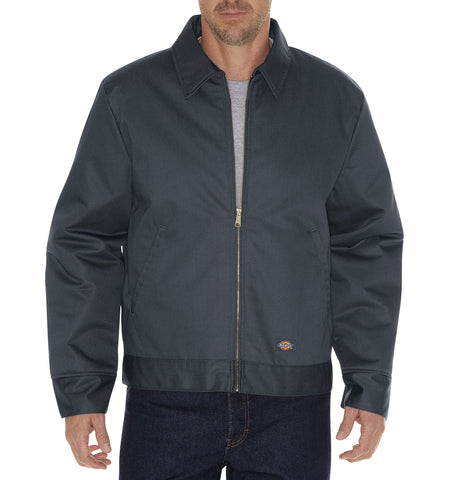 Dickies Mens Charcoal Insulated Eisenhower Jacket