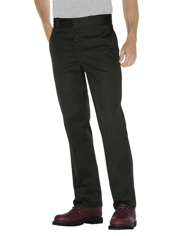 Dickies Mens Olive Green Original 874 Work Pant