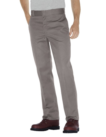 Dickies Mens Silver Original 874 Work Pant
