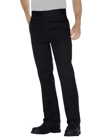 Dickies Mens Black Original 874 Work Pant