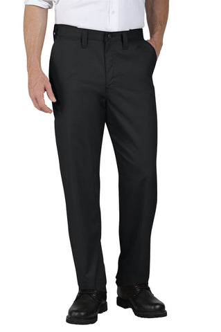 Dickies Mens Dow Charcoal Industrial Straight Leg Comfort Waist Pants
