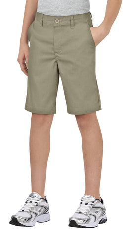 Dickies Boys Desert Sand Flexwaist Ultimate Khaki Short