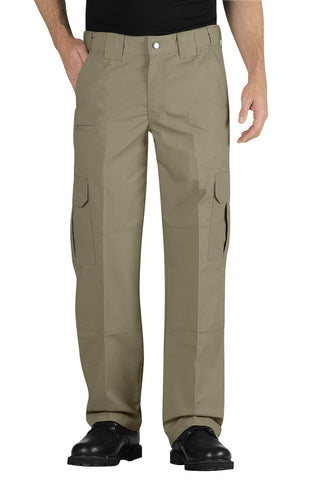 Dickies Mens Desert Sand Tactical Straight Leg Lt-Weight Ripstop Pants