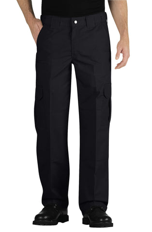 Dickies Mens Midnight Tactical Straight Leg Lightweight Ripstop Pants