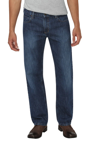 Dickies Mens Heritage Medium Indigo X-Series Denim Jean
