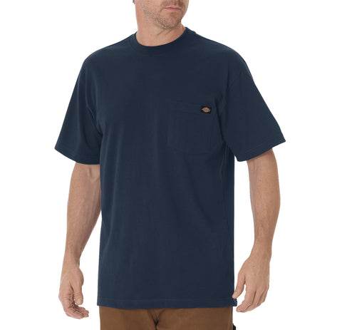Dickies Mens Dark Navy S/S Short Sleeve Pocket Tee