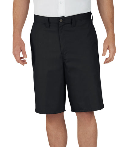 Dickies Mens Dow Charcoal 11In Industrial Pocket Short