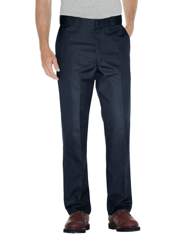 Dickies Mens Dark Navy Multi-Use Pocket Work Pants