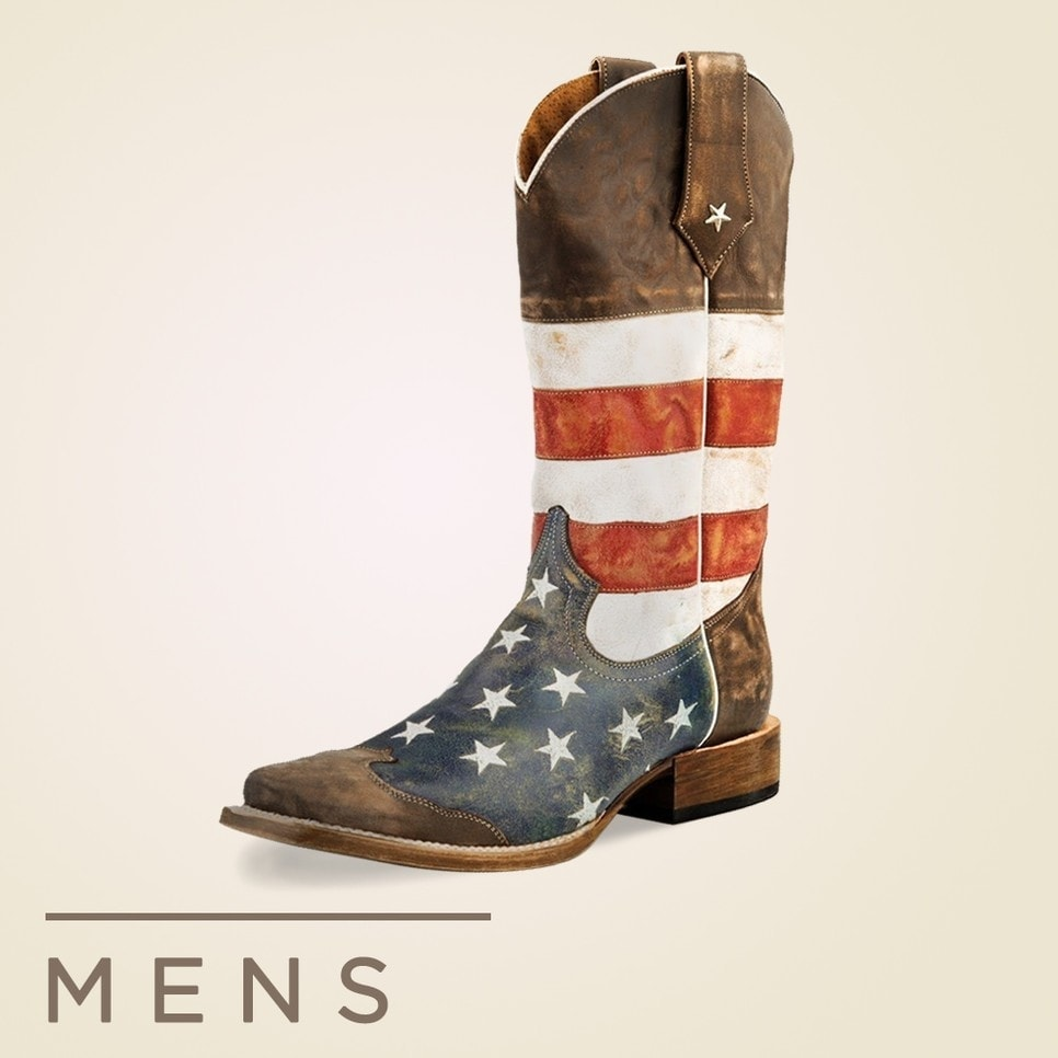 Shop Men's Western Wear at The Western Company