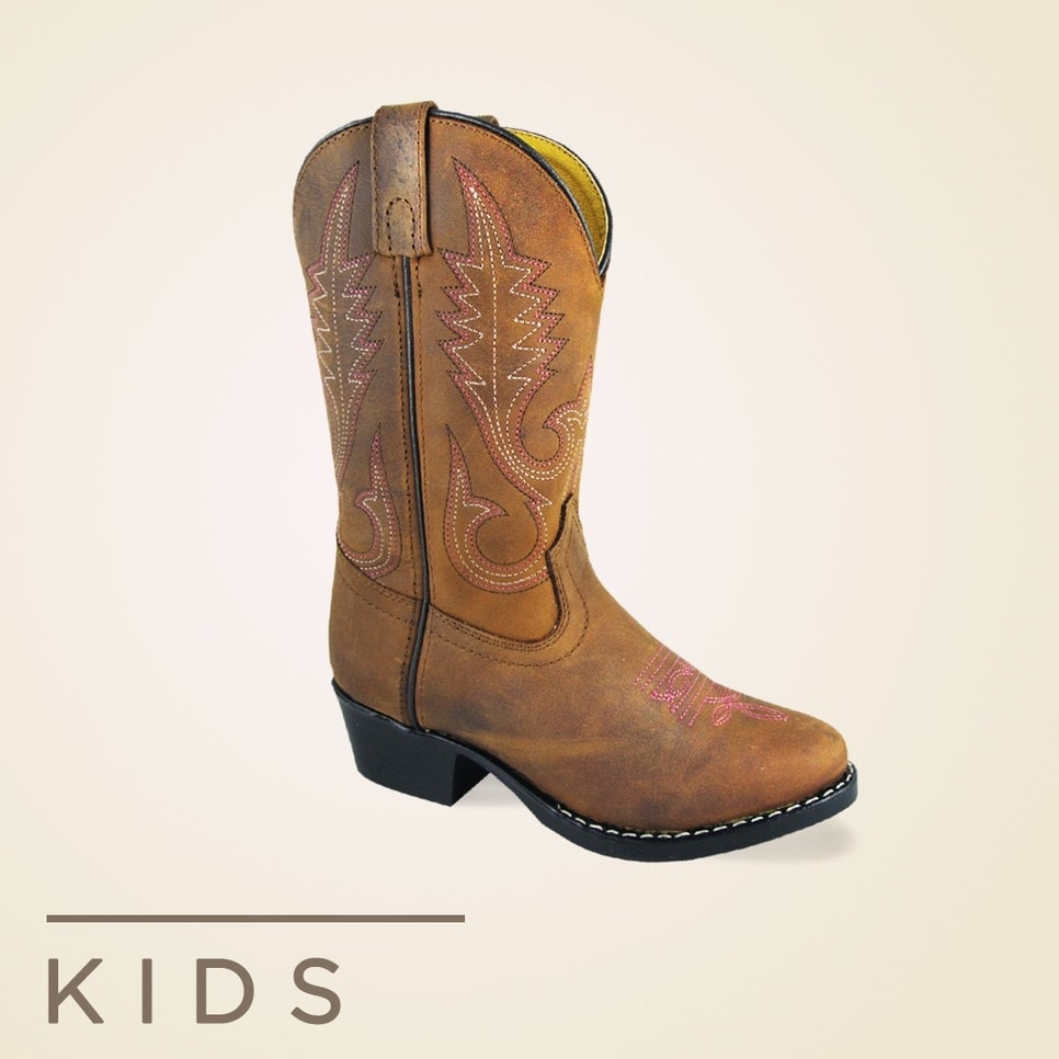 Shop Kids Western Wear at The Western Company